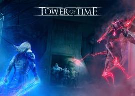 Tower of Time é RPG isométrico que mistura táticas em tempo real