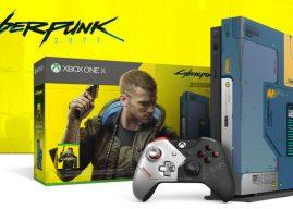 Pré-venda do Xbox One X, totalmente inspirado em Cyberpunk 2077, já está disponível