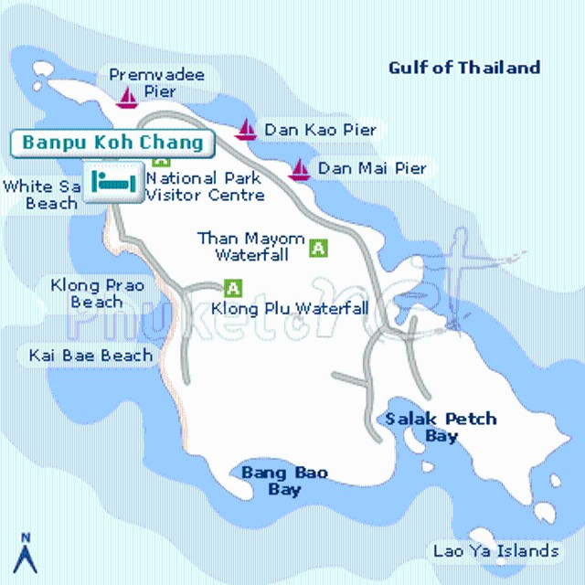 Contact Us | Banpu Koh Chang in Trat, Thailand