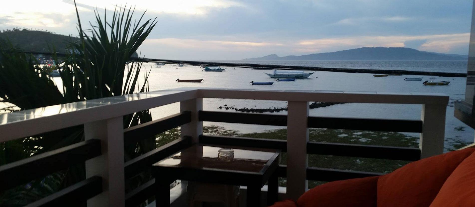 Seashore Beach Resort Sabang Beach Puerto Galera Philippines