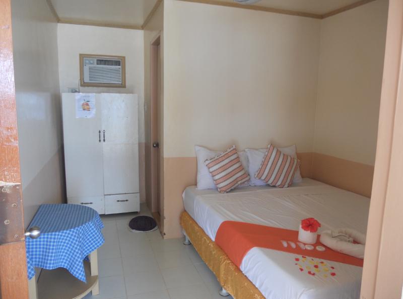 Concrete Aircon Room