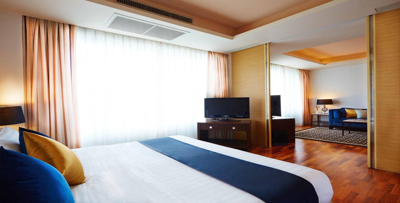 one bedroom superior