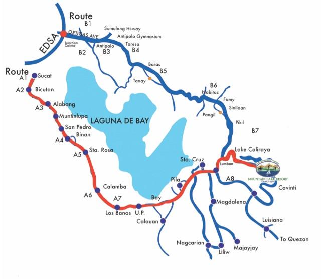 Mountain Lake Resort In Lake Caliraya Laguna Contact Us