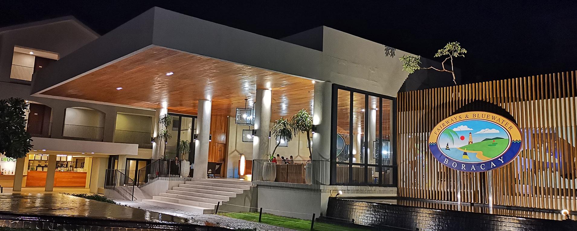 Fairways And Bluewater Boracay Resort A Hotel In Boracay