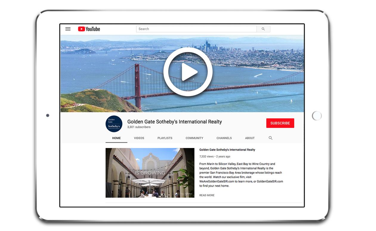Company Video Page