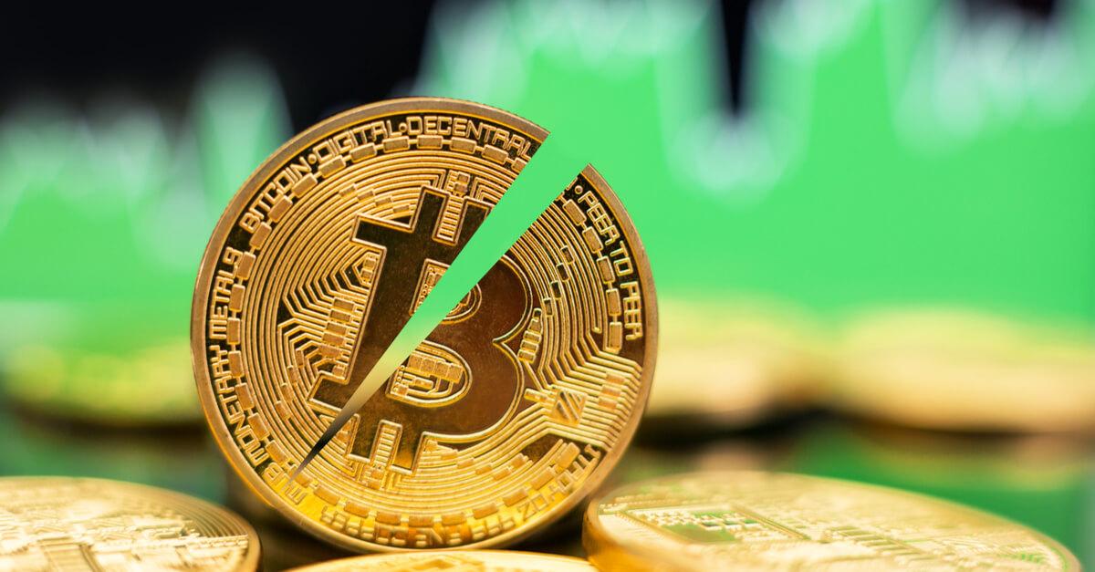Bitcoin halving growth