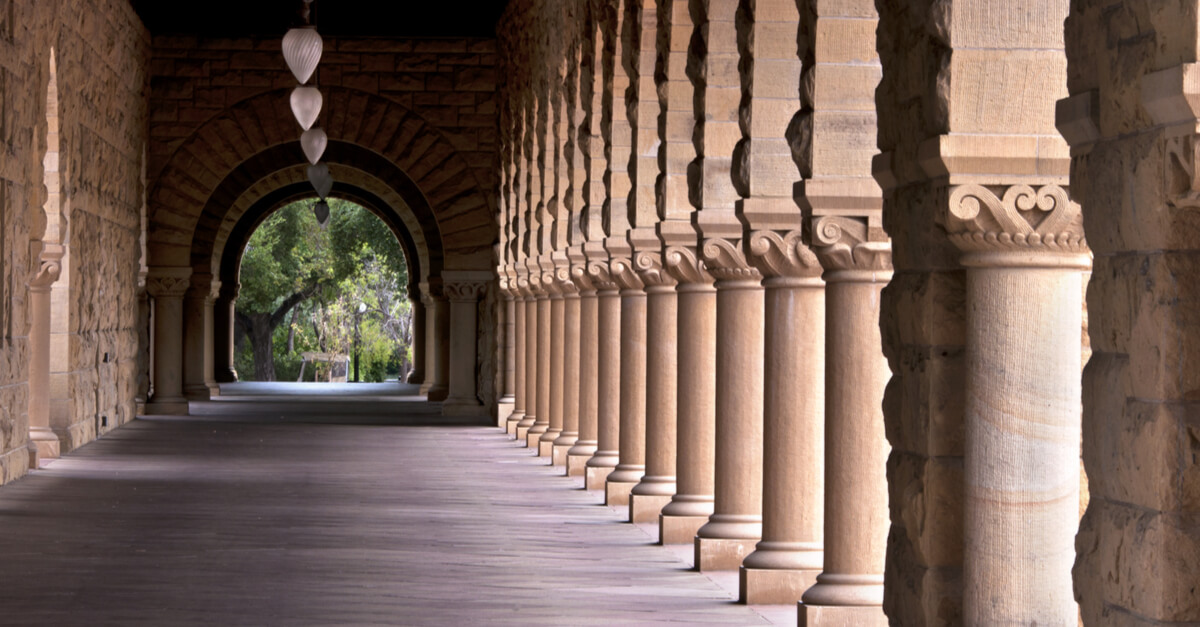 Stanford University Pillars