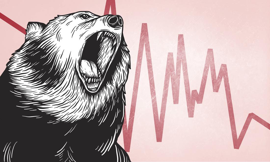 A Stock market bear