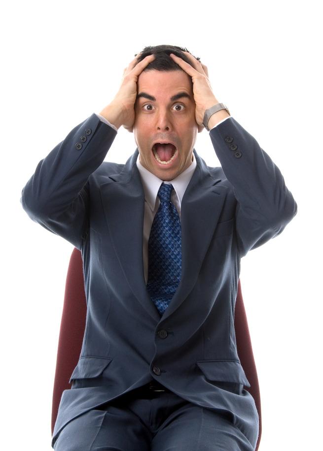 Financial Advisors & Insurance Companies - No Need To Panic