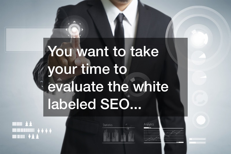 white labeled seo program