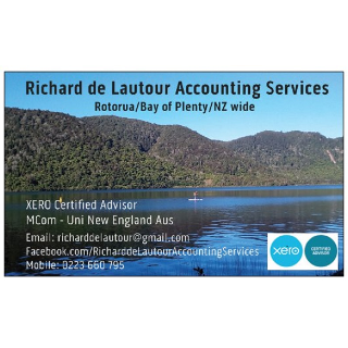 Richard de Lautour Accounting Services