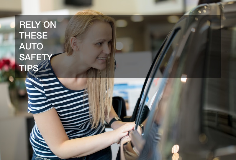 auto safety tips