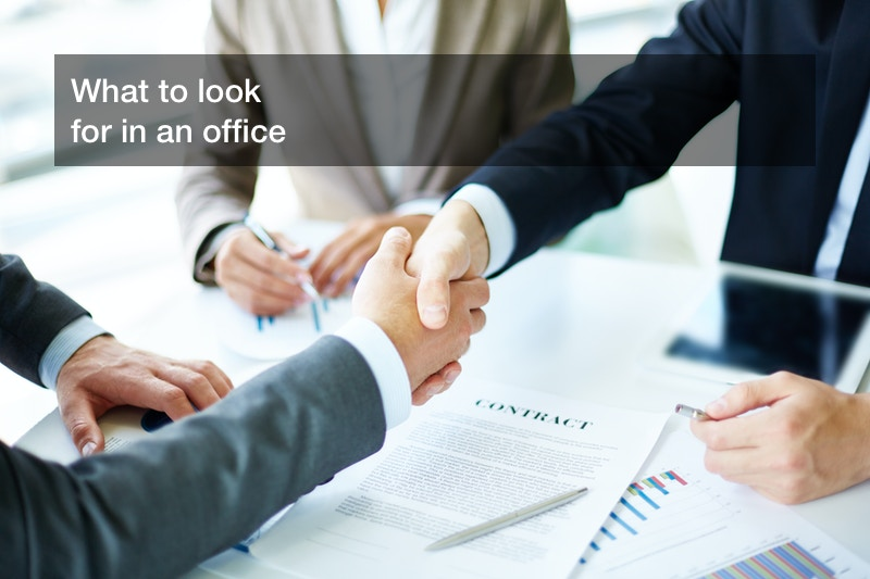 how to find an office space