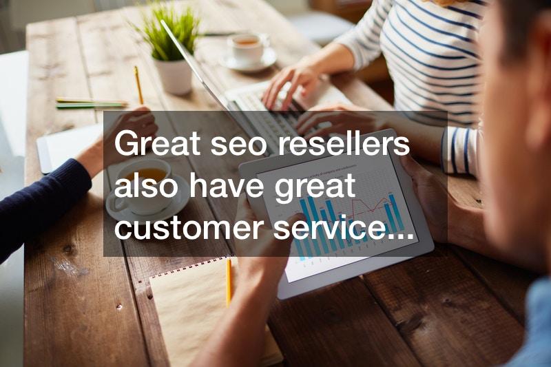 white labeling seo reseller service