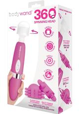BODYWAND RECHARGE 360 3PC SET