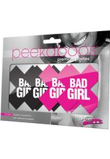 BAD GIRL-BLACK/PINK