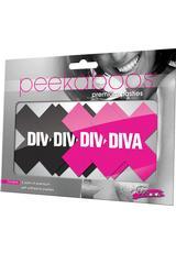 DIVA-BLACK/PINK (DISC)