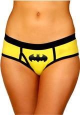 BATMAN BOYSHORT W/FOIL LOGO-MEDIUM