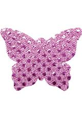 FLUTTERBYE PASTIES Medium Back