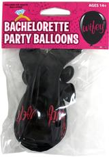 WIFEY BALLONS