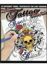 MY TATTOO COLORING BOOK