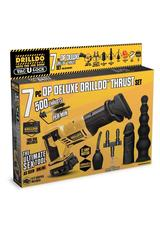 DP DELUXE DRILLDO THRUST SET