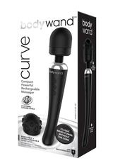 BODYWAND CURVE RECHARGABLE BLACK