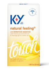 KY NATURAL FEELING BOTANICAL
