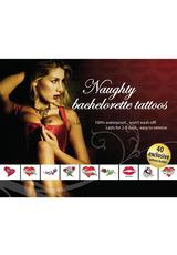 NAUGHTY BACHELORETTE TATTOOS