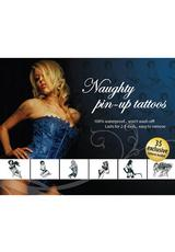 NAUGHTY PIN-UP TATTOOS