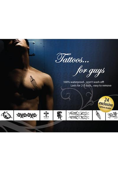 TATTOOS FOR GUYS Medium Front