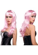 CANDY WIG - BABY PINK Medium Back