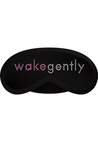 WAKE GENTLY EYEMASK (DISC) Medium Front