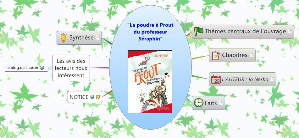 """""""La poudre à Prout du professeur Séraphin"""""""