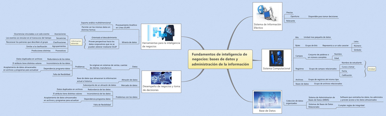 Fundamentos de inteligencia de negocios: bases de datos y administración de la información