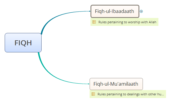 FIQH - broad division - XMind - Mind Mapping Software
