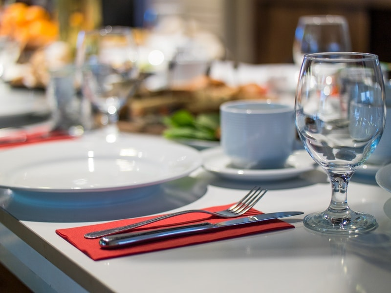 restaurant booking app development
