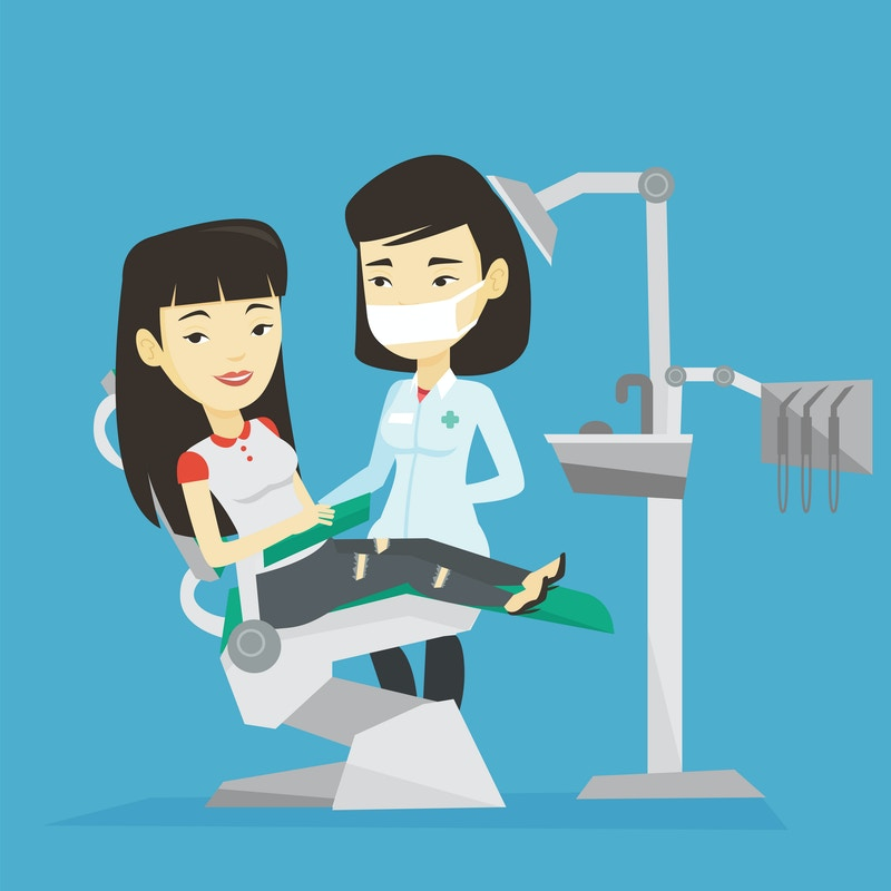 How to find a cosmetic dentist