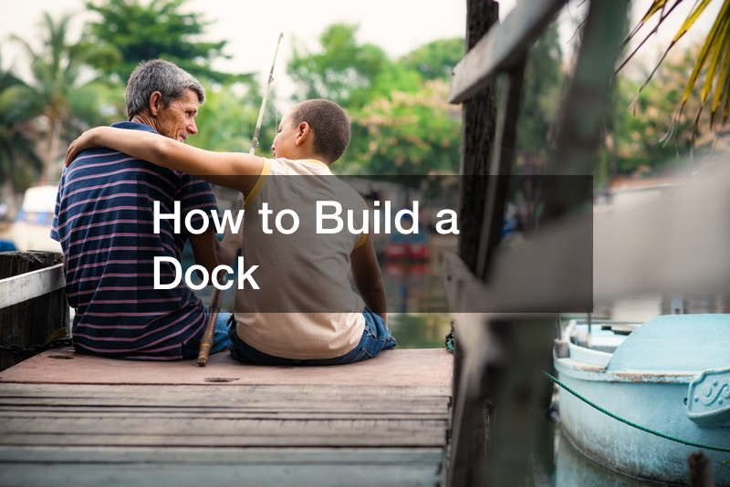 dock building supply