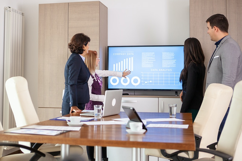 Mobile conference rooms