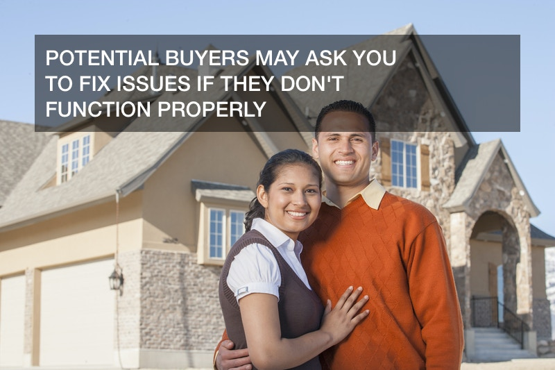 home repairs to make before selling