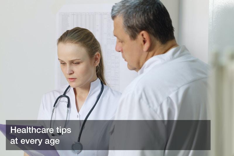 best healthcare tips
