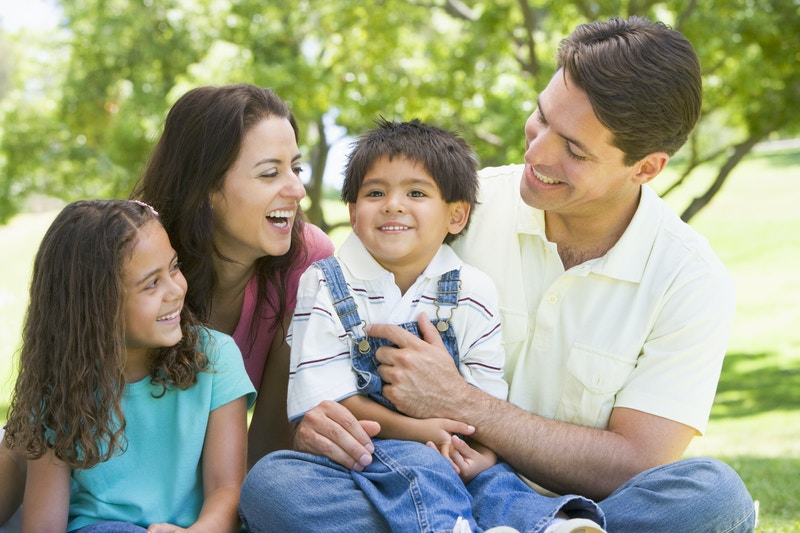 living as a single parent