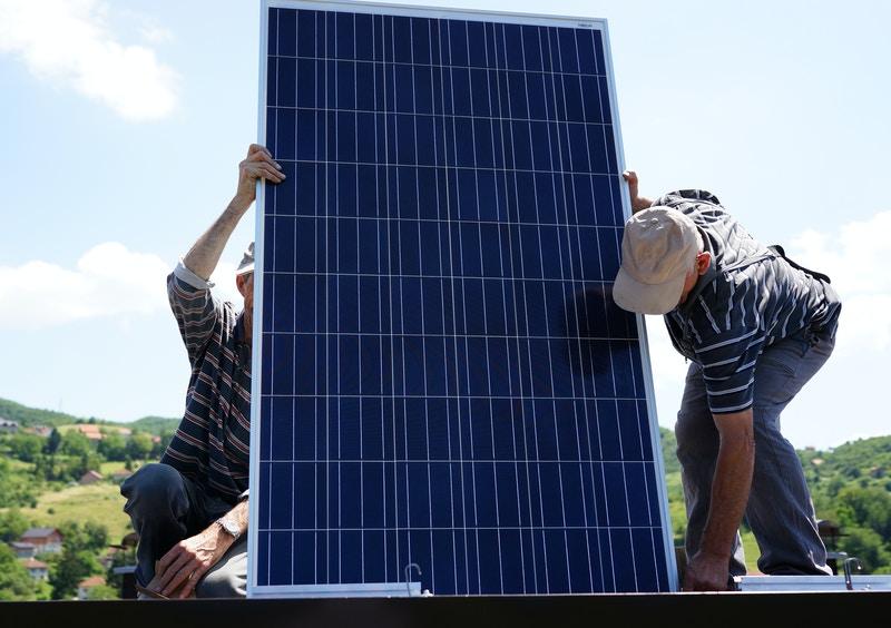Best solar service