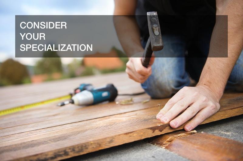 contractor tips