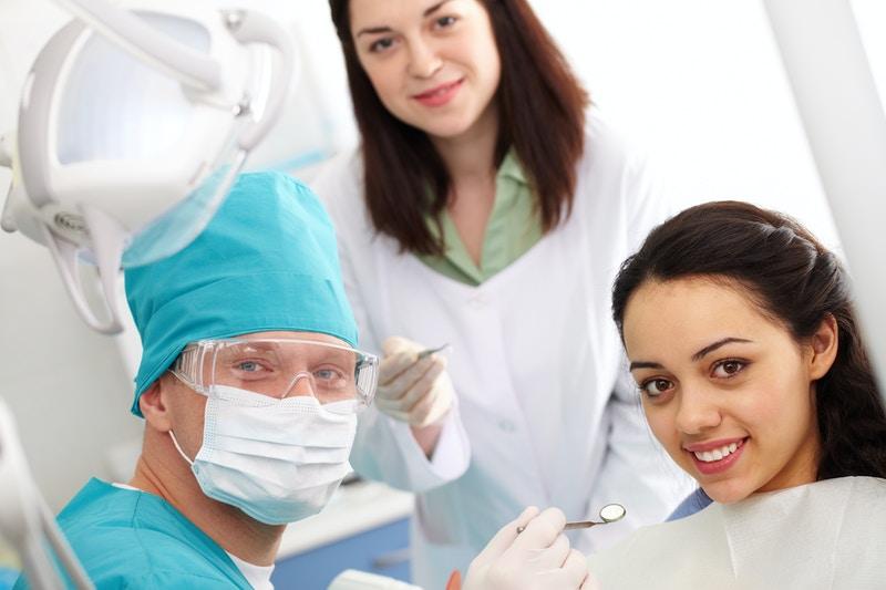 Blackman dentist
