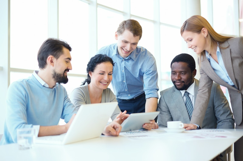Human resources staffing agencies