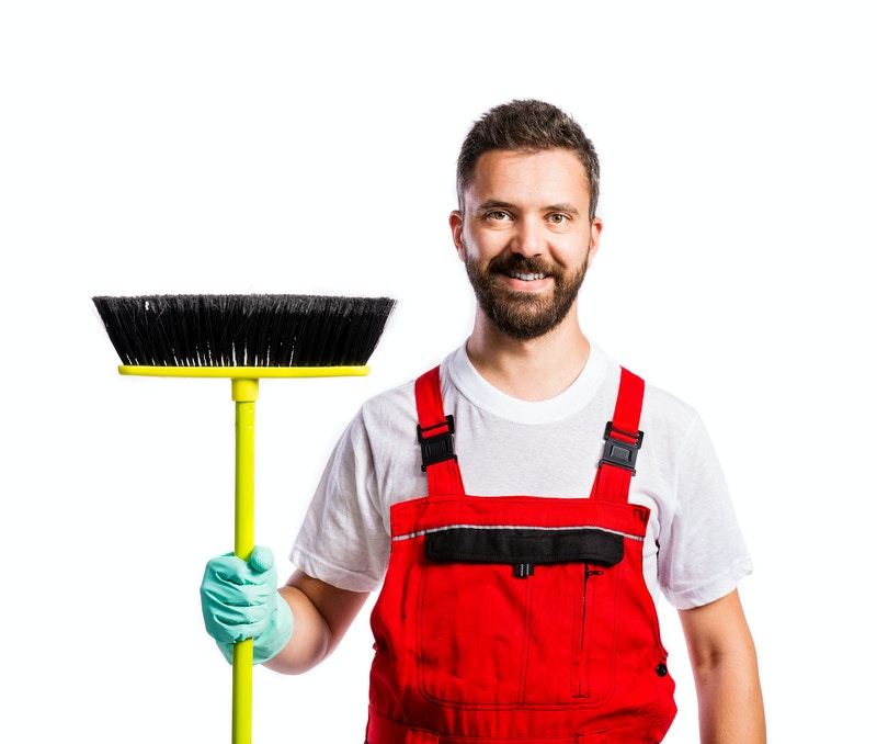 When to look for a janitorial service
