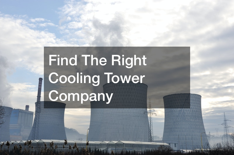 cooling tower cleaning companies