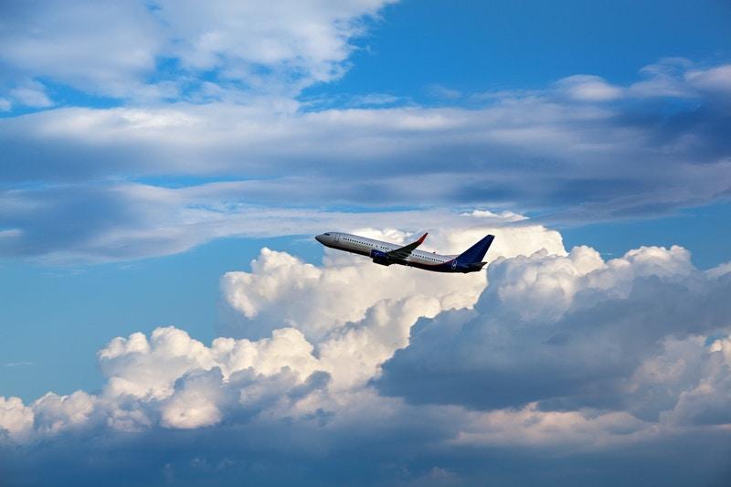 Charter an executive jet